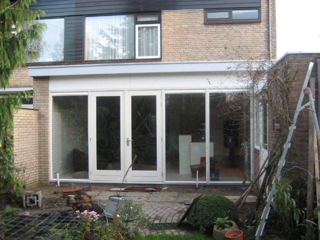 Glaswand Keuken Kosten : aanbouw keuken casius aanbouw keuken renoveerjehuis aanbouw keuken
